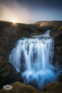 Fimmvörðuháls in Iceland