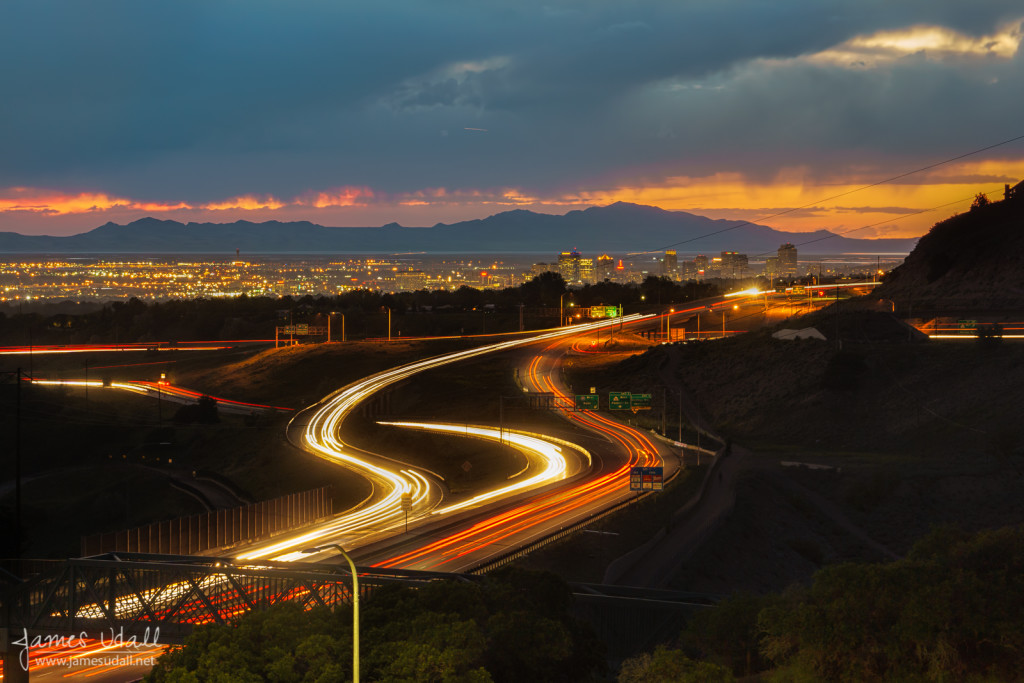 Parley's Canyon Interchange