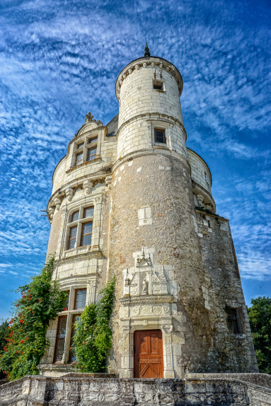 Marques Tower - Chateau Chenonceau