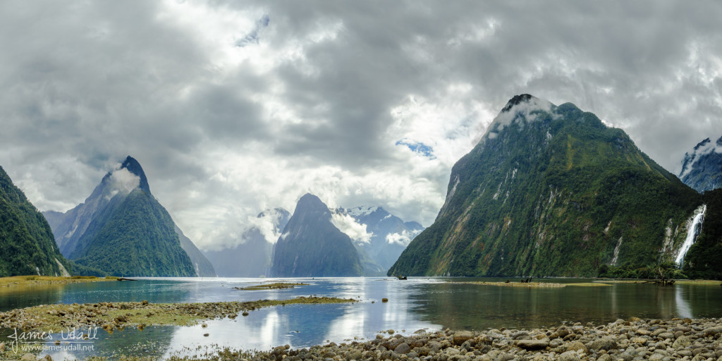 Milford Sound Panorama