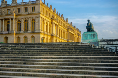 Palace of Versailles - Versailles, France