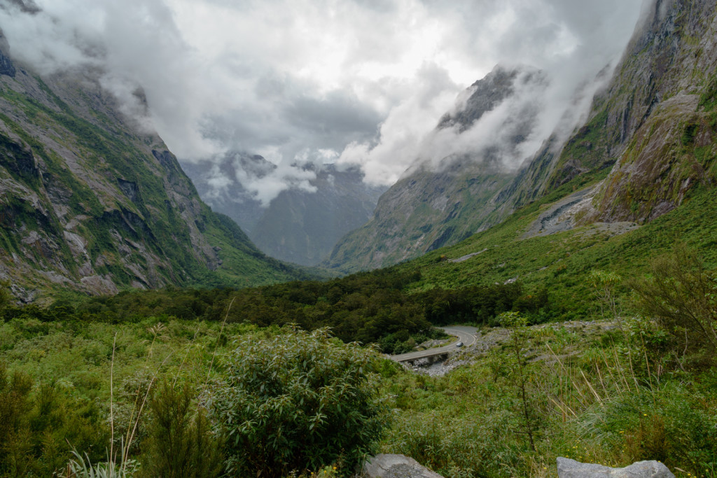 The Way To Milford Sound