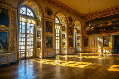 Palace of Versailles - Versailles, France