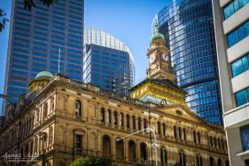 Department of Lands Building in Sydney