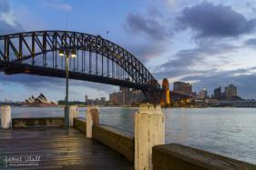 Evening in Sydney