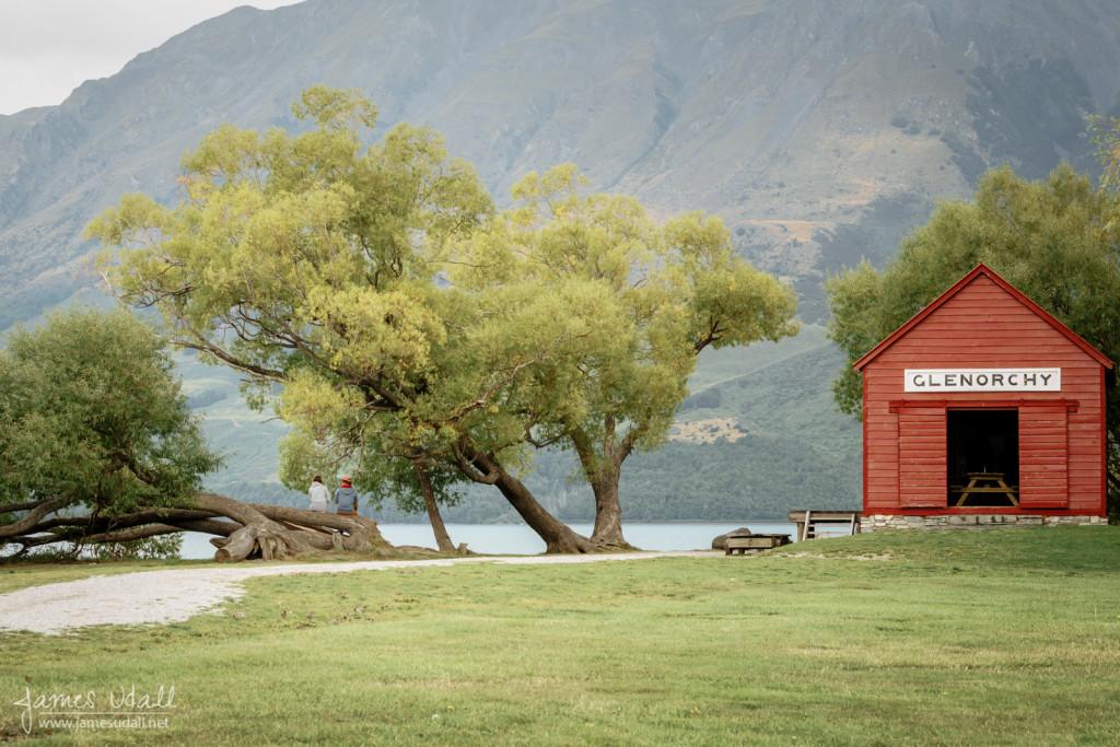 Glenorchy Boathouse