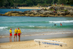 Manly Beach Lifeguards