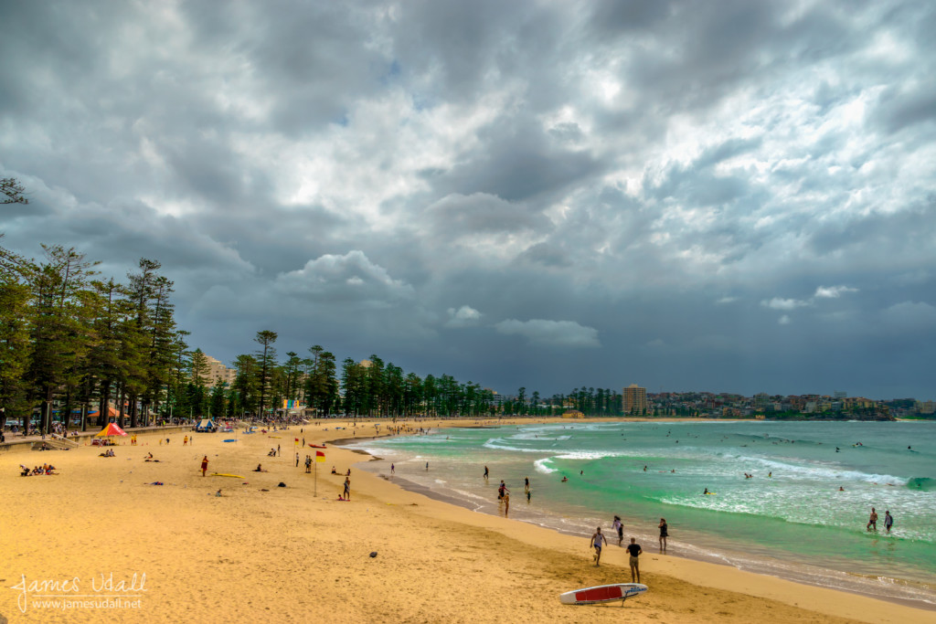 Another day at Manly Beach
