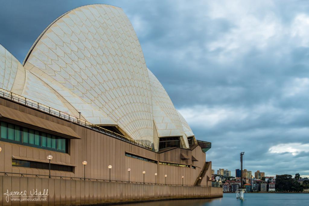 Sydney Opera House at Morning
