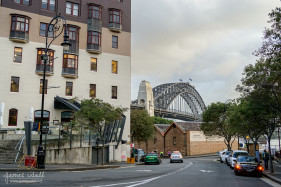 Harbour Bridge from The Rocks