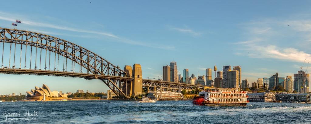 Afternoon in Sydney Australia