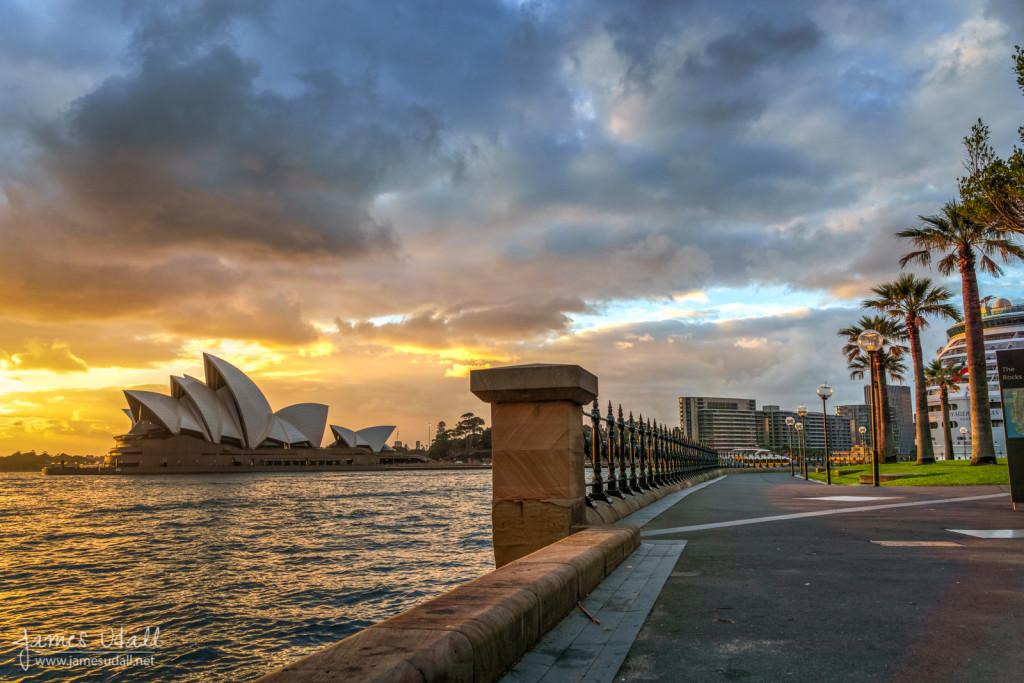 Sydney Harbour Sunrise