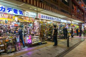Electronic Stores in Akihabara