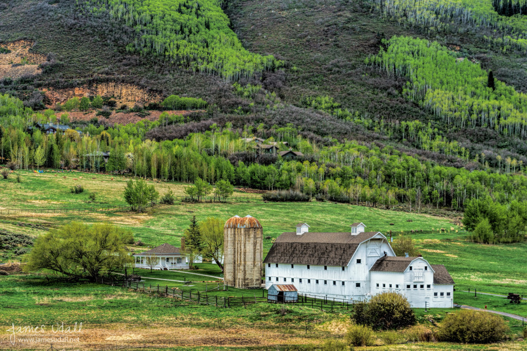 McPolin Farm in Park City, Utah
