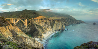 Bixby Bridge at Big Sur
