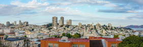 Panorama from Coit Tower
