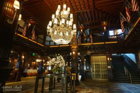 Lobby at Hotel Del California