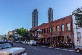 San Diego's Gaslamp District