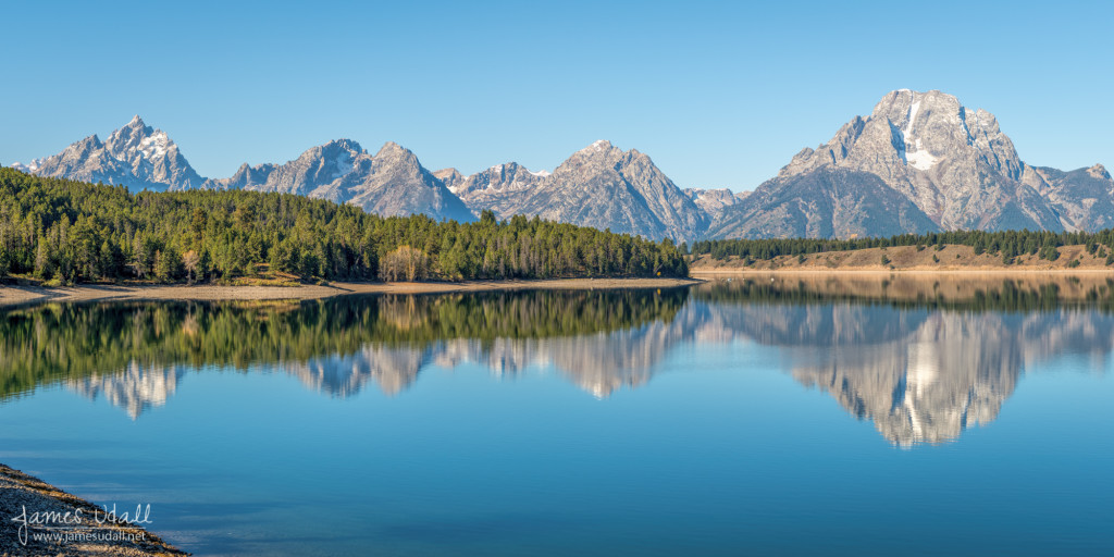 Reflections on Jackson Lake