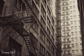 Chicago Fire Escapes