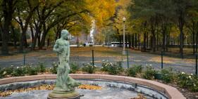 Grant Park in Autumn