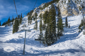 Chairlift at Solitude Resort