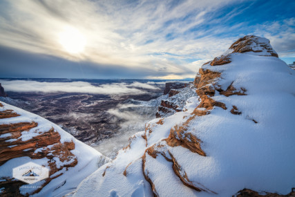 Canyonlands National Park in Winter