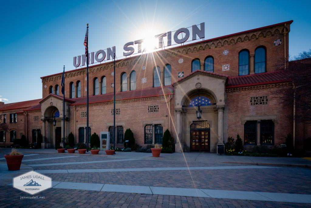 Union Station in Ogden, Utah