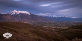 Early Spring in Utah Valley