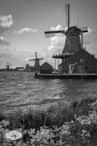 Zaanse Schans Windmills