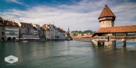 Afternoon in Lucerne, Switzerland