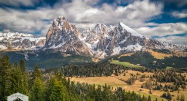 Spring at Alpe di Suisi