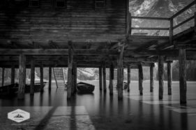 Under the Boat House