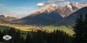 Dobbiaco and the Dolomites