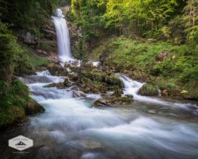 Geisbach Falls