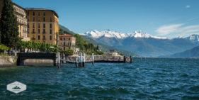 Mennagio, Lake Como, Italy