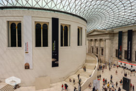 The Great Court - British Museum - London