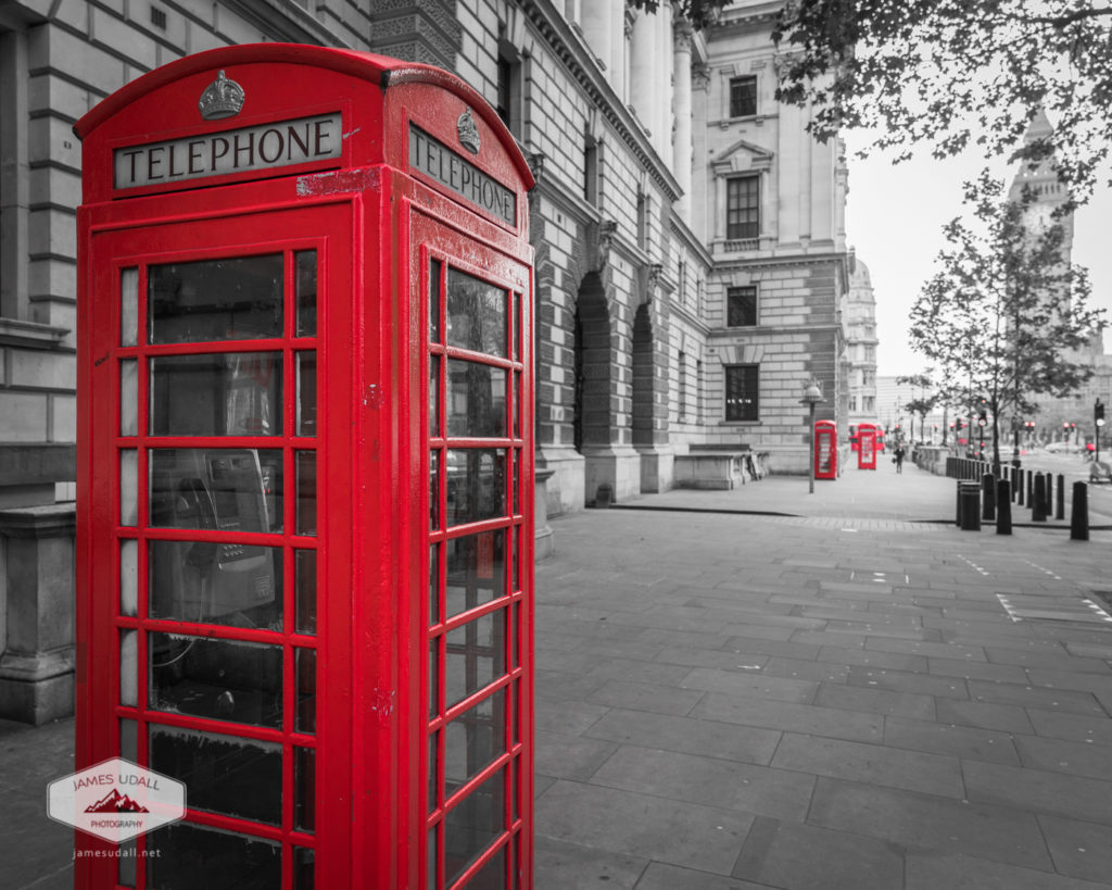 Phone Booths in London