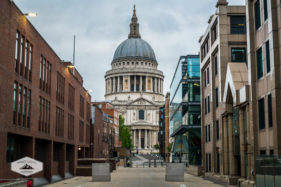 Walk to St. Paul's