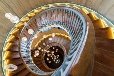 Staircase at Heal's Department Store