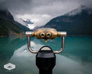Closer Look at Lake Louise