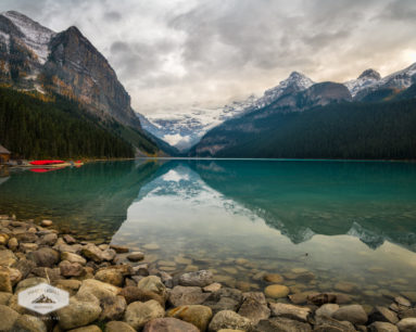 Lake Louise in the Fall