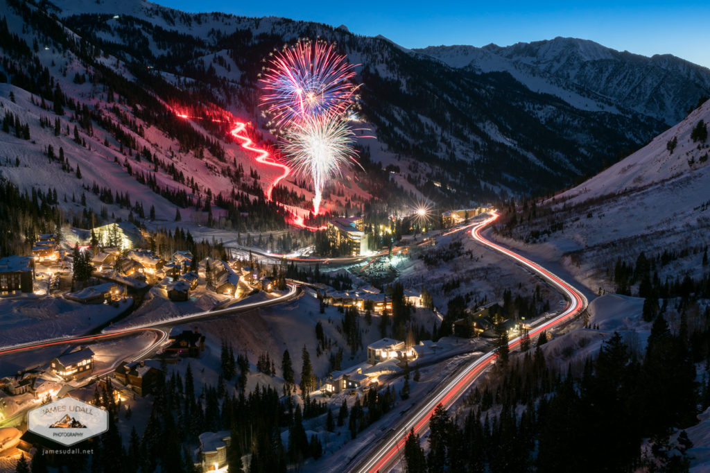 New Year's Eve at Snowbird
