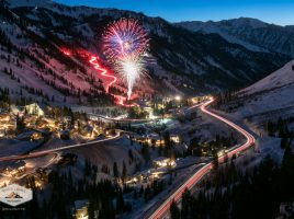 New Year's Eve at Snowbird
