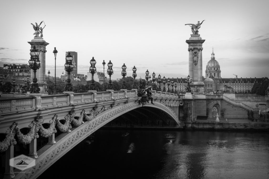 Pont Alexandre III and Invalides