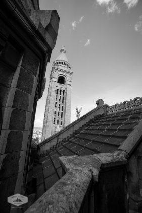 Roof of Sacre Coeur