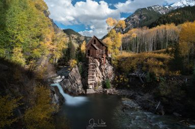 Fall at Crystal Mill
