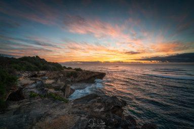 Kauai Seascape Sunrise
